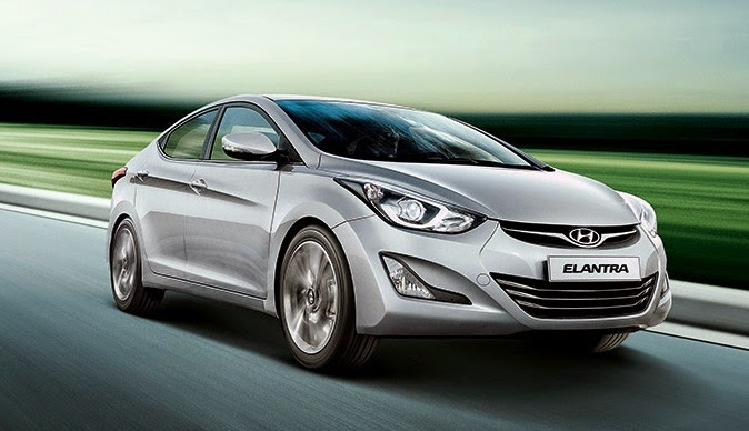 Novo Elantra 2015 sedan da Hyundai