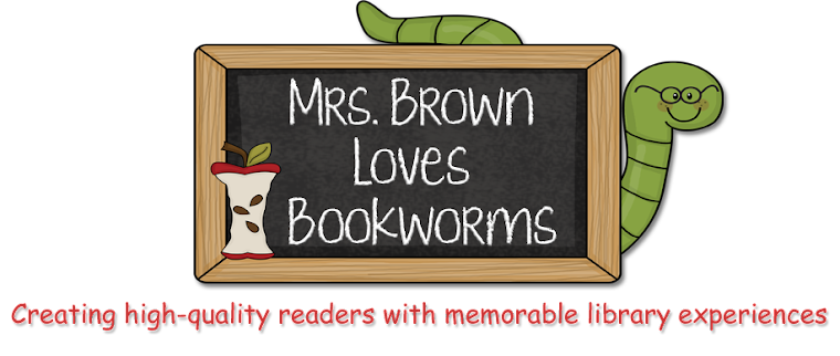 Mrs. Brown Loves Bookworms