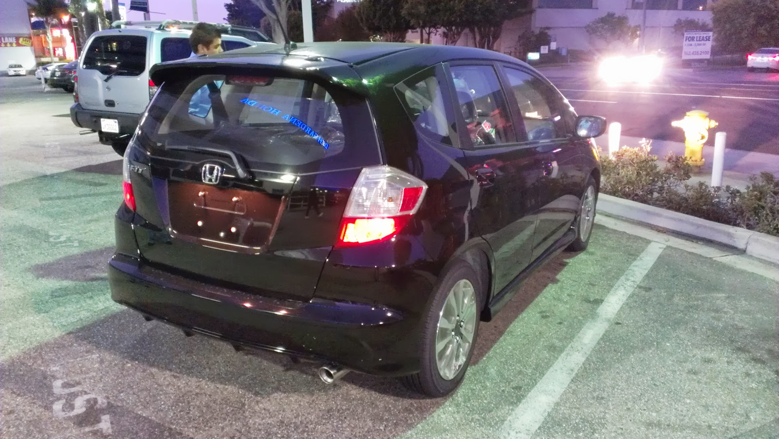 Already Being The Owner Of A 2011 Honda Fit Sport, I Did Not Expect The 2013  Model To Be That Different. I Like The Cosmetic Changes Of The Newer Model,  ...