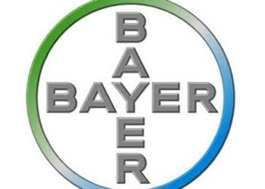 "Bayer: ""Science For A Better Life"" (Ciencia para una vida mejor)."