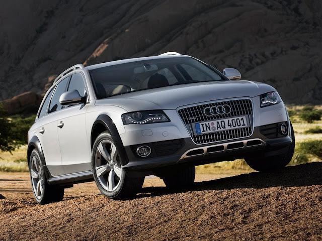 2010 Audi A4 Quattro
