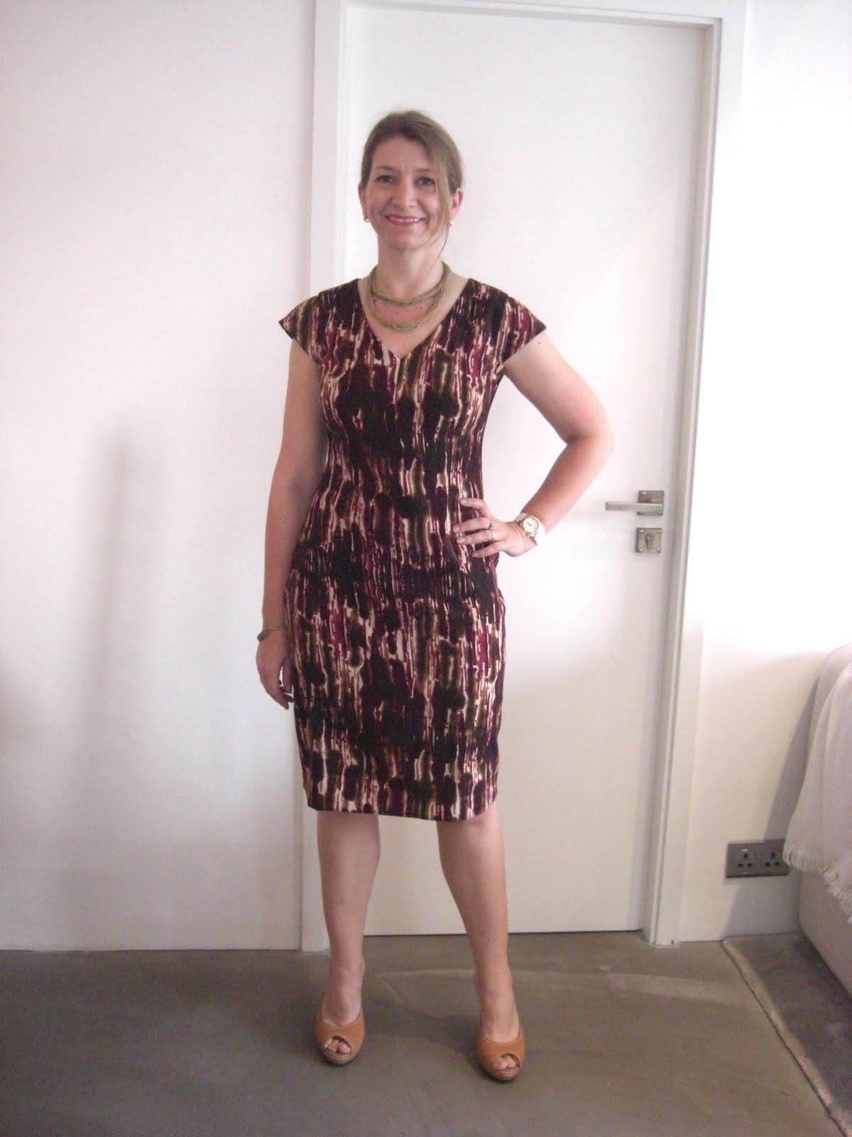 Allison C Sewing Gallery Burda Style 06 2004 130 Dress