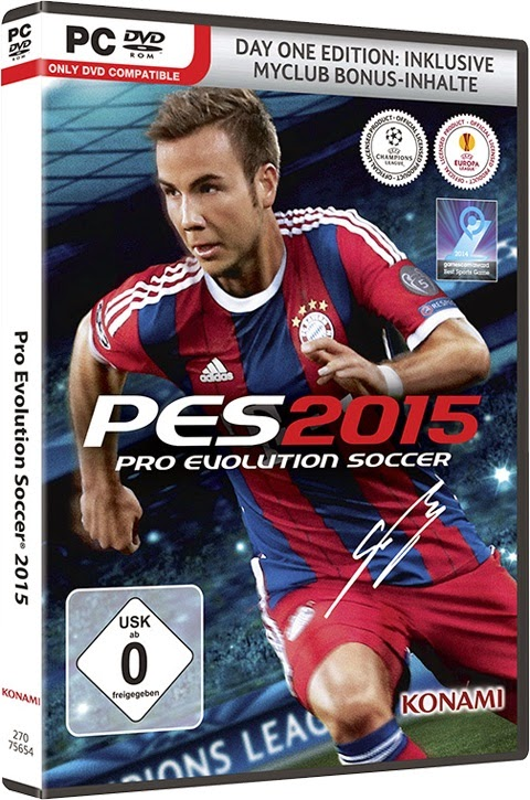 Download - Jogo Pro Evolution Soccer 2015-RELOADED PC (2014)