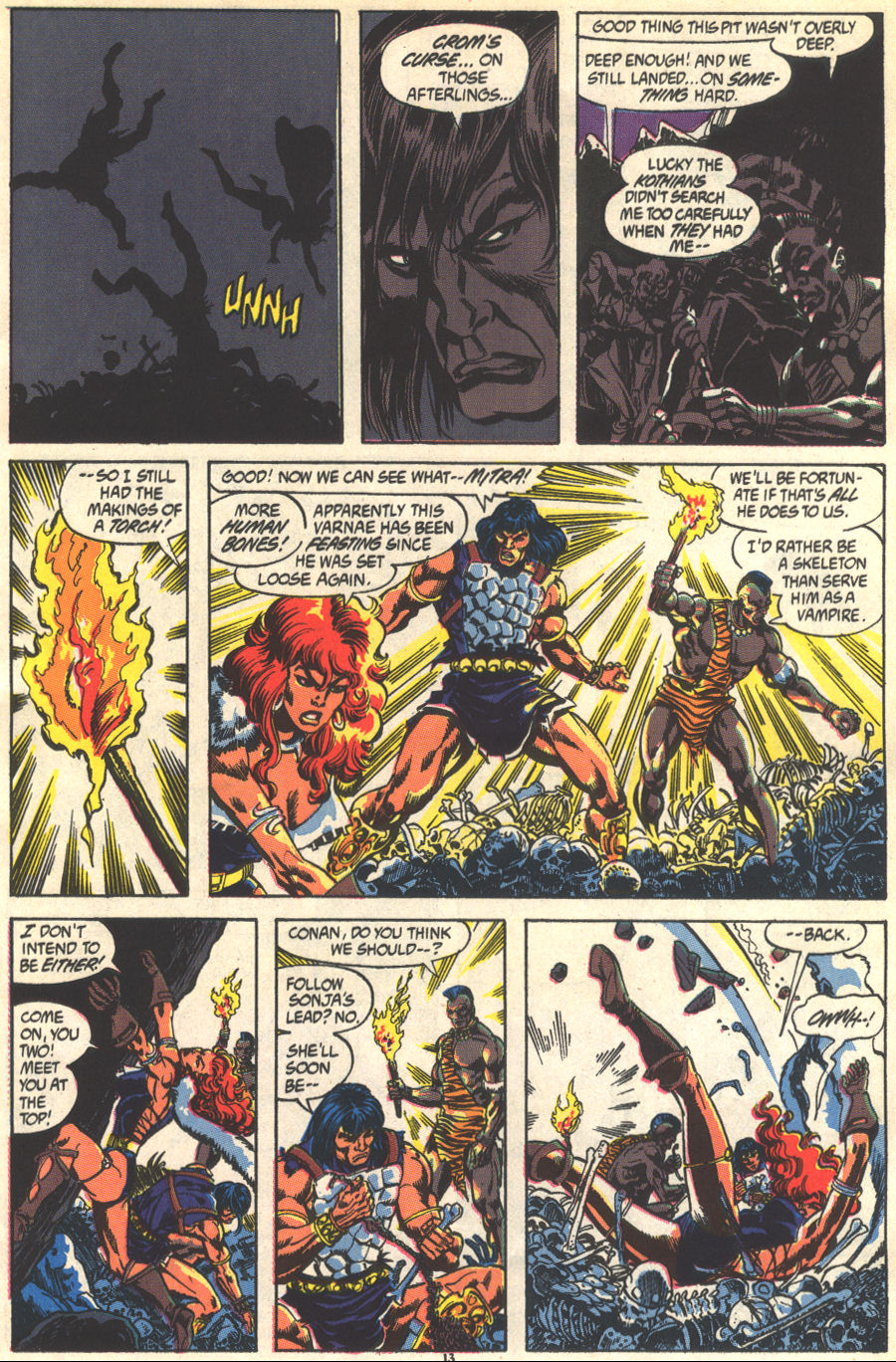 Conan the Barbarian (1970) Issue #245 #257 - English 10