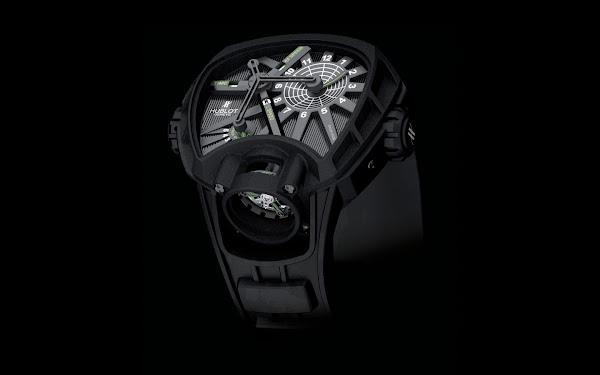 HUBLOT - Masterpiece MP-02 Key of Time - Wallpaper