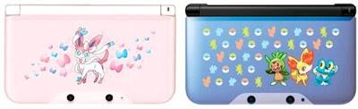 3DS Co Cover Sylveon & Chespi Fennekin Froakie MoriGames