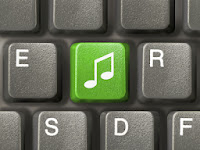 Music Key On Keyboard image