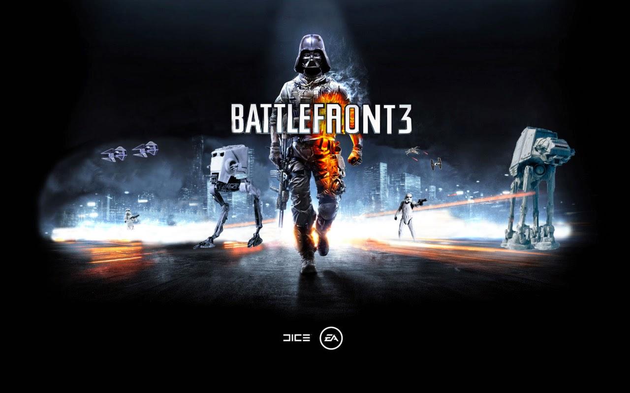 Comic Frontline Star Wars Battlefront 3 Trailer Battle Of Jakku More