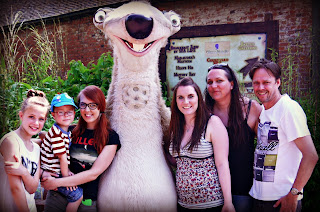 ice age, alton towers