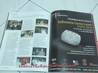 majalah khusus batumulia