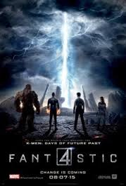 Fantastic Four Blueray 720p 2015 + Subtitle Full Download