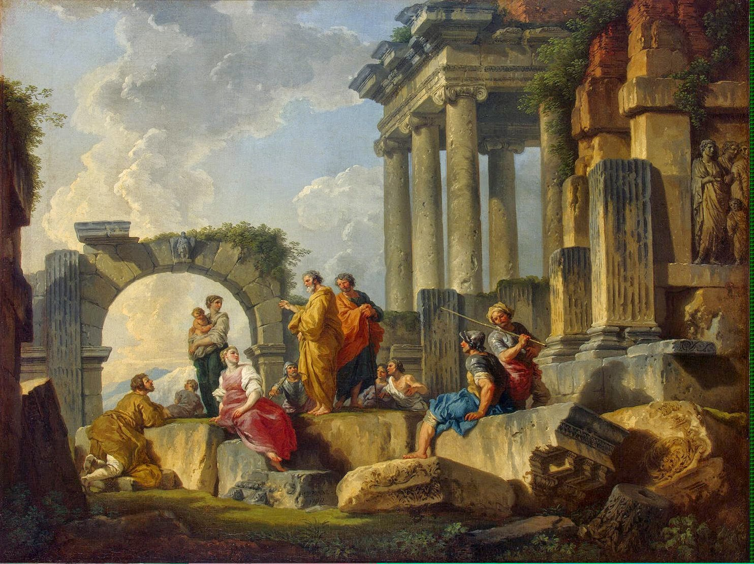 Socratic and Platonic Political Philosophy