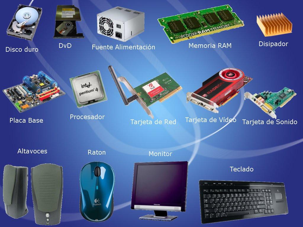 Inform tica utu for Que significa hardware