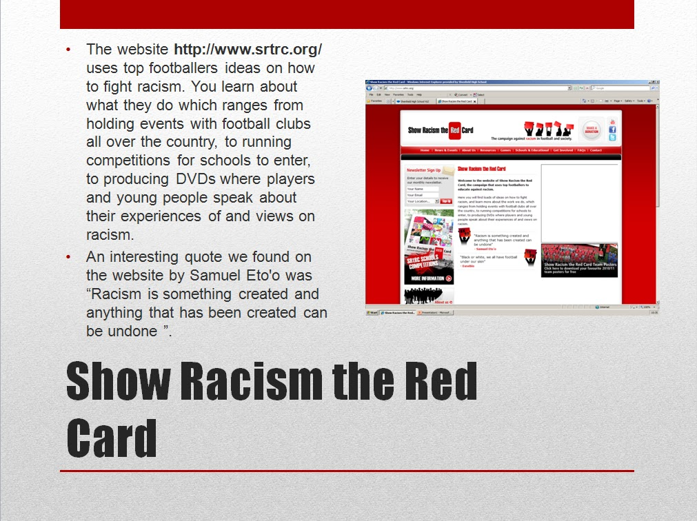 racism and research Here is your weekly research brief with some of the latest research in the field of  race and racism as always, i note which pieces are freely.
