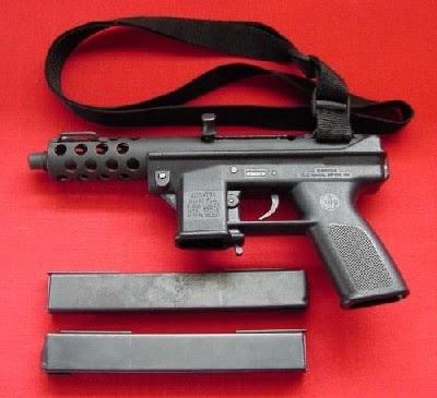 armas de fuego pistola intratec kg99 y tec 9. Black Bedroom Furniture Sets. Home Design Ideas