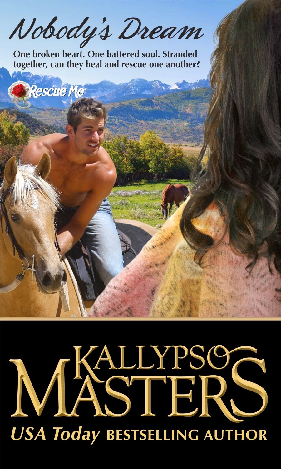 Nobody's Dream (Rescue Me Saga #6) by Kallypso Masters (CR/Erotic)