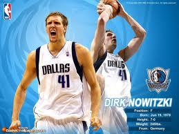 Dirk Nowitzki Basketball Image