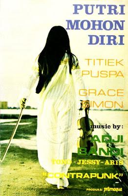 Contrapunk - Putri Mohon Diri 1976 (Indonesia, Symphonic Prog)