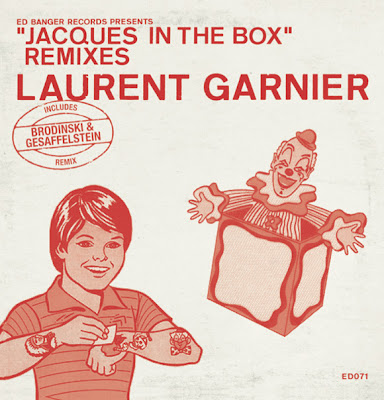 Jacques in the box remixes - Laurent Garnier