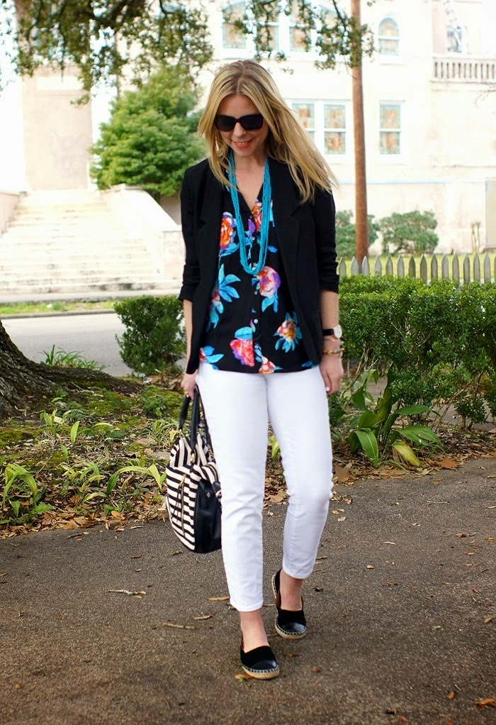 J.Crew White Skinny Denim