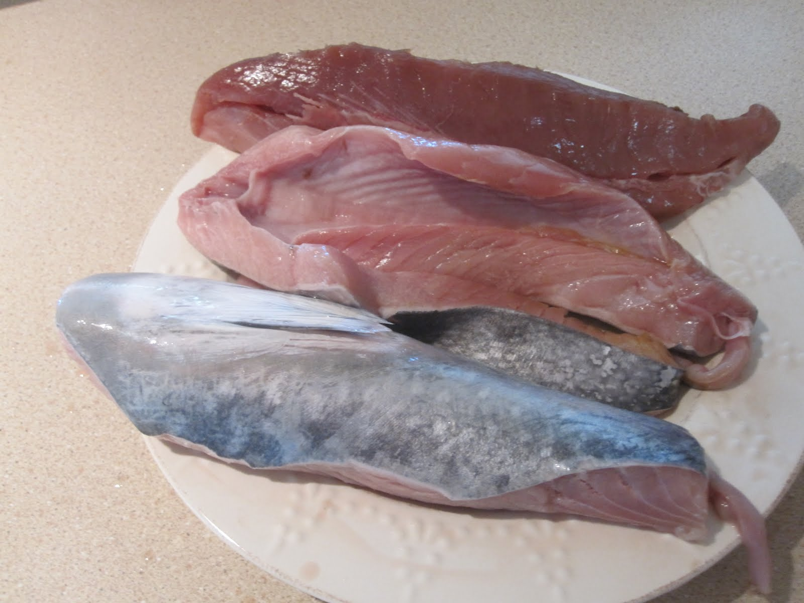 Cannundrums: Barbecued Bluefin Tuna: Filet and Belly Meat