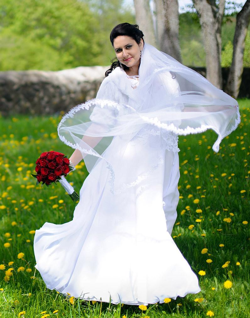 vestuvės pavasarį Marijampolėje