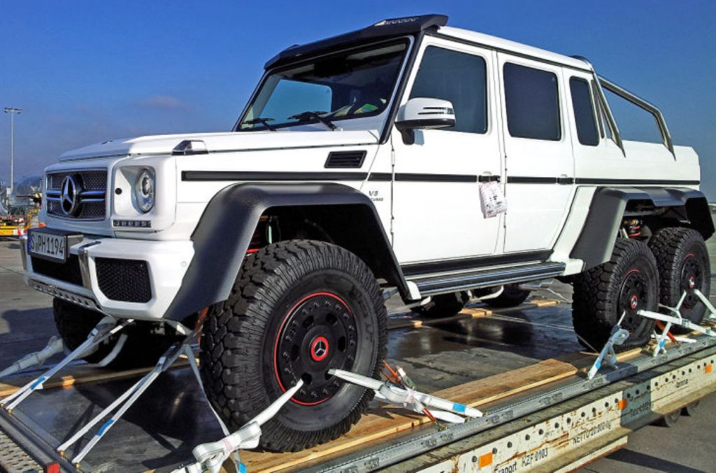 mercedes benz of lynnwood blog 6 wheel drive g63 amg