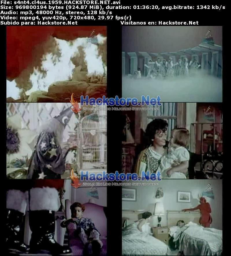 Captura Santa Claus (1959) DVDRip Latino