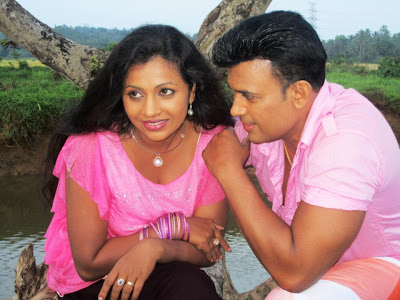 Kanchana Mendis and Ranjan Ramanayake Hot Photos