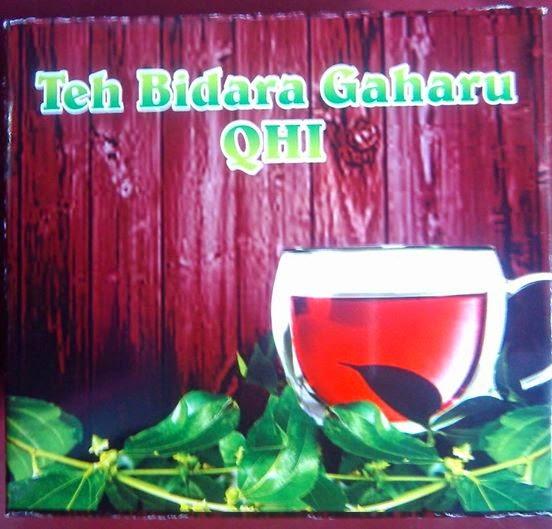 TEH BIDARA GAHARU