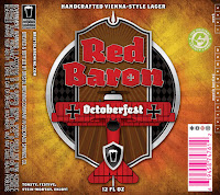 Bristol Brewing Red Baron Octoberfest Lager