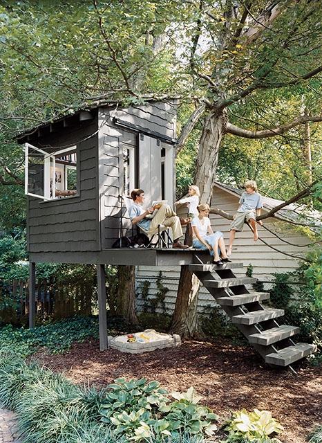 Download plans for the best treehouse ever nooshloves for Best treehouse designs