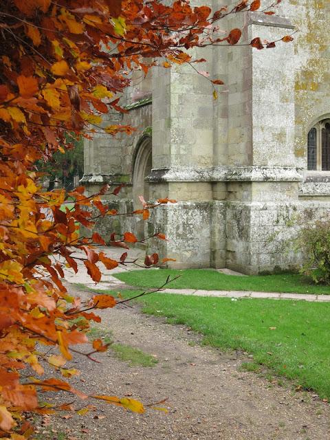 St Martin's Church, Bryanston School, Blandford Forum