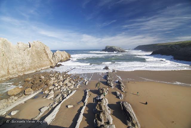 Playa de la Arnía - Cantabria por El Guisante Verde Project