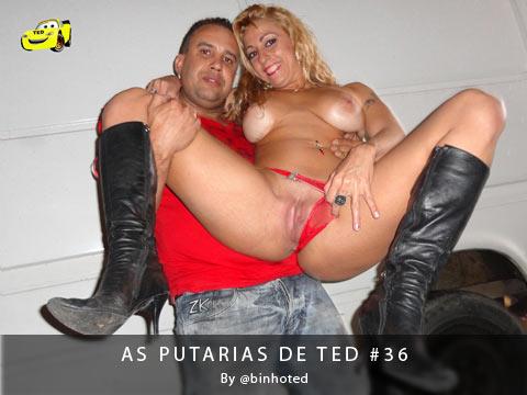 As Putarias de Ted