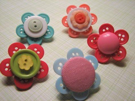 Artesanato, craft, botões