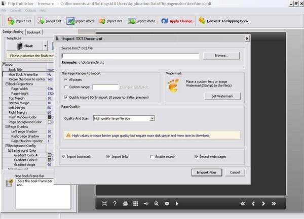Flip Pages Worker Pembuat Ebook 3 Dimensi