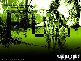 #13 Metal Gear Solid Wallpaper