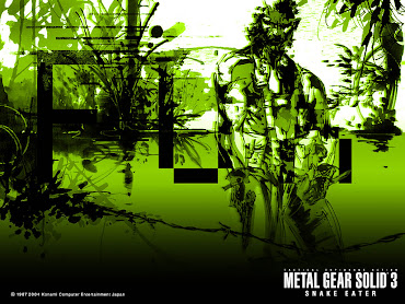 #13 Metal Gear Solid Wallpaper
