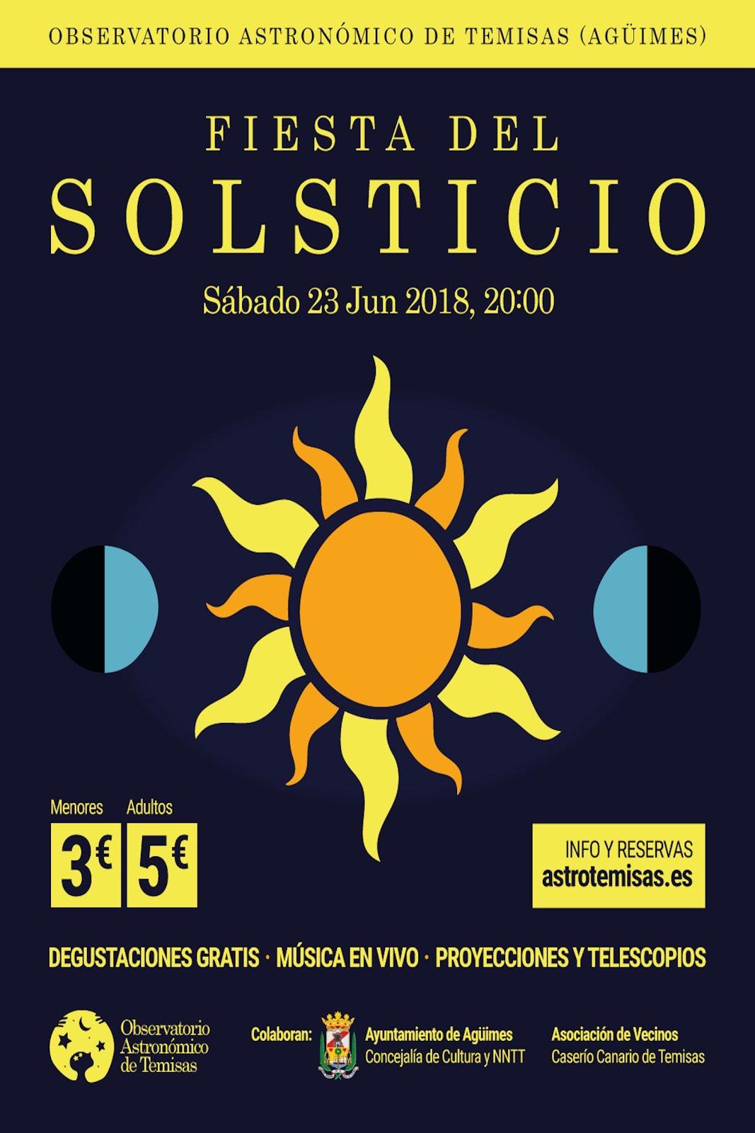XV Fiesta del Solsticio de Verano