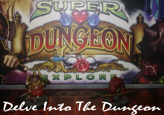 Delve into the Dungeon