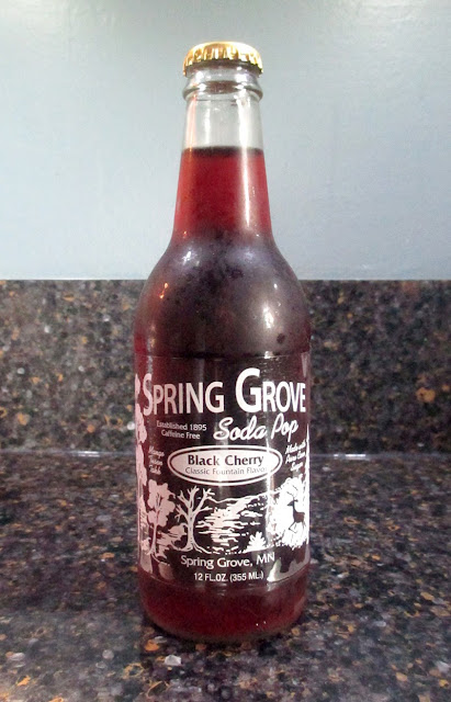 Spring Grove Soda Pop Black Cherry