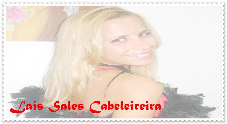 Laís Sales Cabeleireira
