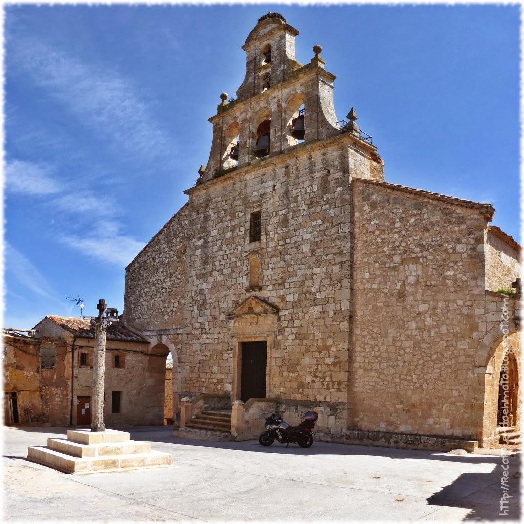 iglesia sta maria del castillo