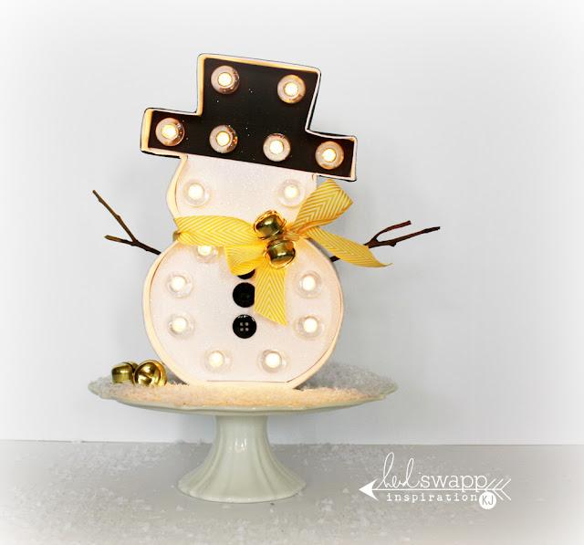 @kimjeffress @heidiswapp #heidiswapp #hsmarqueelove #christmas #diy