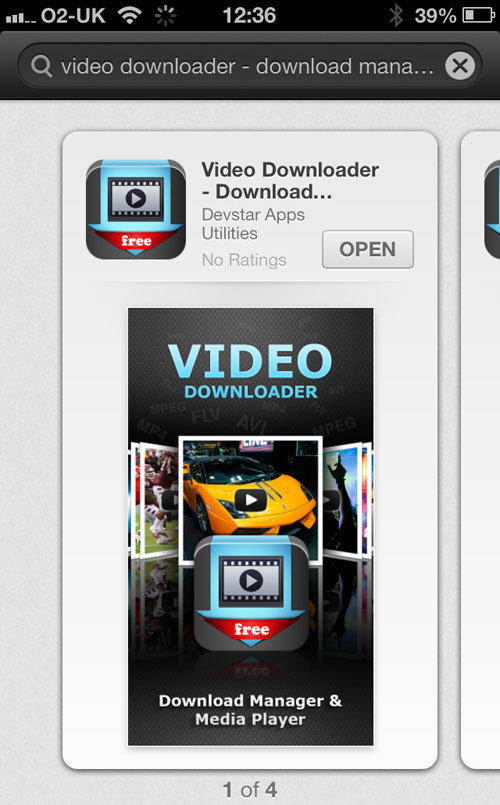 how to get youtube to download in advance