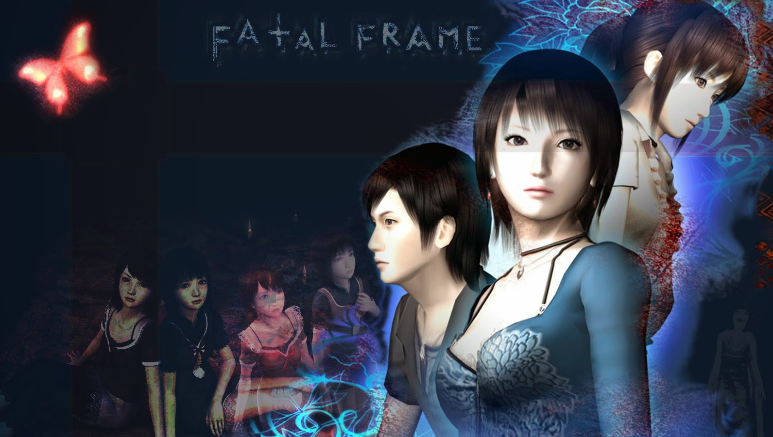 1506 GAMING: Classic Horror Game Fatal Frame Gets Live-Action Movie ...