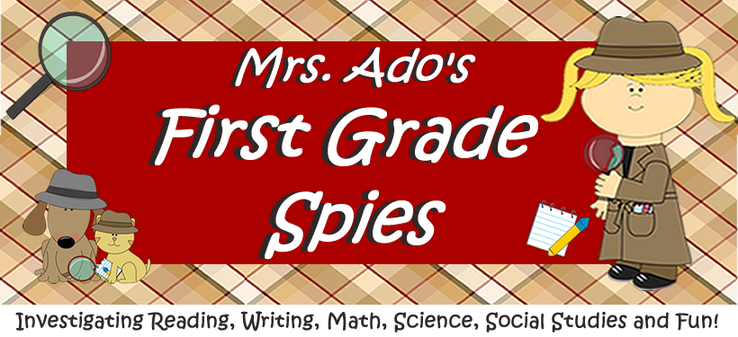 First Grade Spies