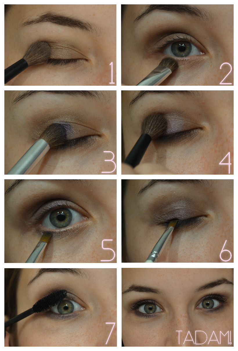 Blog beaut what a girl wants le smoky eyes color pour les nulles - Smoky eyes tuto ...