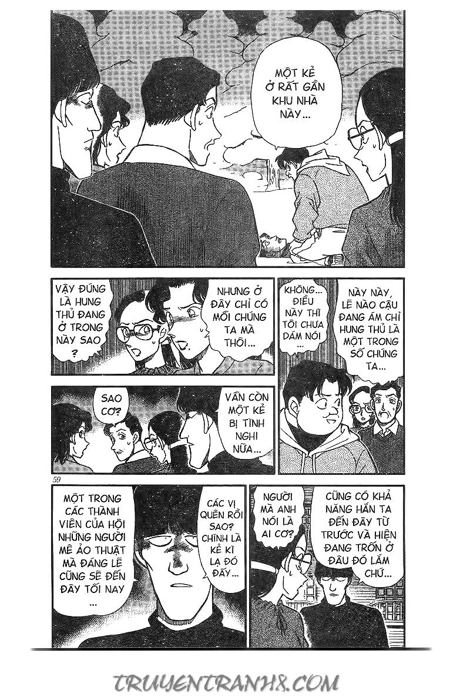 xem truyen moi - Conan chap 194